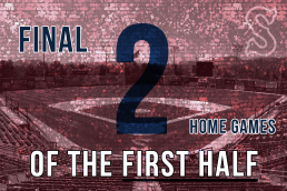 Final 2 Home Games