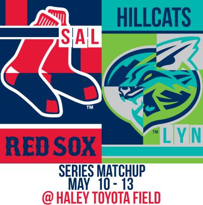 Sox and Hillcats May 10-13