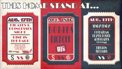 Homestand Breakdown Part 1 8.17 - 8.19